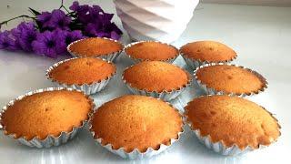 Cách làm Bánh Cupcake Bơ /Cupcake Butter recipe