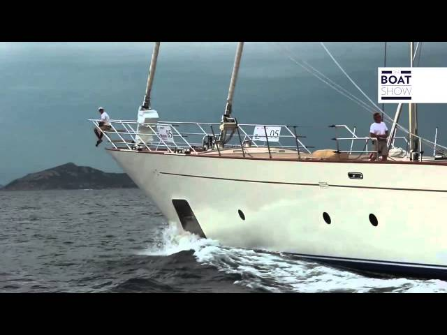Perini Navi Cup 2015 : The Boat Show
