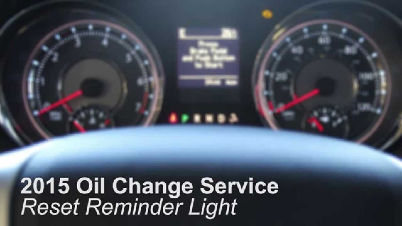 Sam Leman Dodge >> Reset Reminder Light :: 2015 Chrysler Jeep Dodge Ram Oil ...