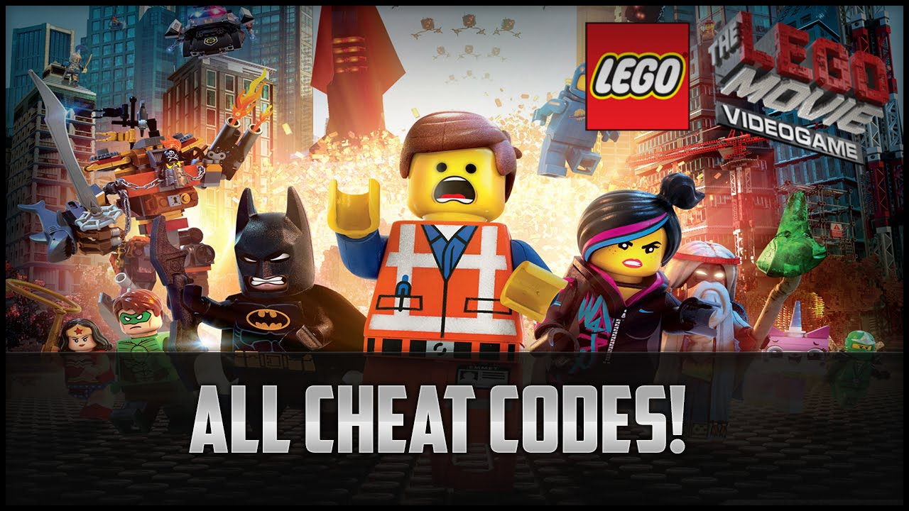 The <b>LEGO Movie</b> Video <b>Game</b> - Cheat <b>Codes</b> - YouTube