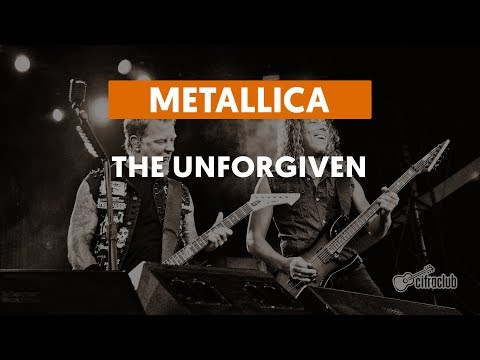 Metallica - The Unforgiven (aula de guitarra completa)
