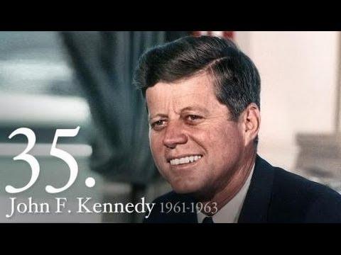 35 John F  Kennedy