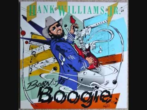 Hank Williams Jr- Thanks A Lot