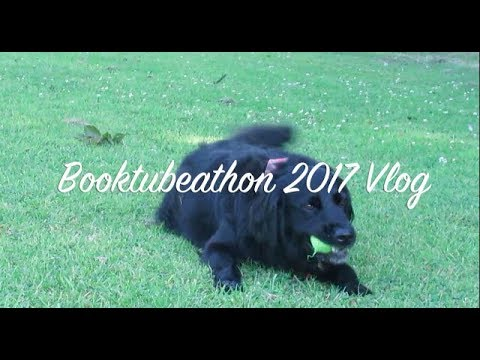 Booktubeathon Vlog || Weekly Wrap Up || July 30th 2017