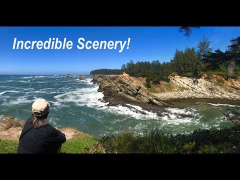 Spectacular Oregon Coast! From Coos Bay To Brookings, Oregon