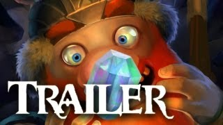 A Game of Dwarves - Official E3 2012 Story Trailer