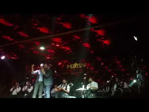 Erkam Aydar - Gökhan Yağmur - Düet - Kalakaldım - Konser