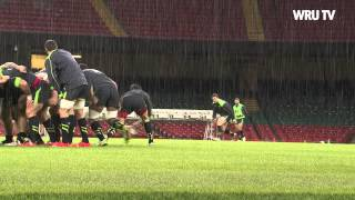 WRU unveils pitch perfect Millennium Stadium | WRU TV
