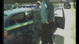 Погоня на московском проспекте
