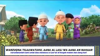 Video Ipin Upin Baca Doa Khatam Quran download MP3, 3GP, MP4, WEBM, AVI, FLV Agustus 2018
