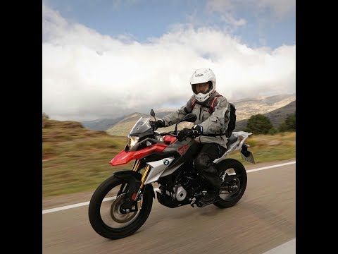 The media test ride and launch of BMW G310 GS in Barcelona, Spain | Also launched in Malaysia
