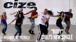 Dance with Chilli from TLC and Shaun T. with CIZE the Next Level workout from Beachbody Program