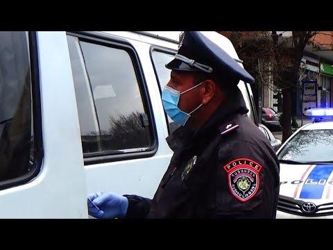 Штрафы за отсутствие маски в общественных местах вводят в Армении
