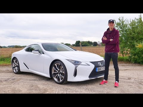 The Lexus LC500 - Is It A Baby LFA?