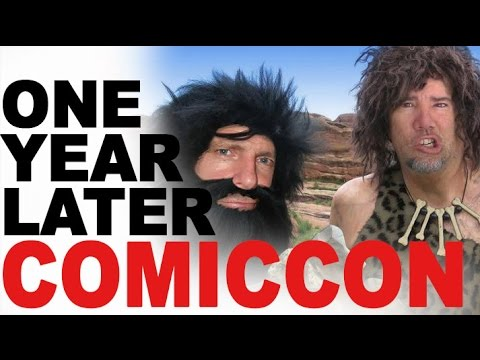 What I Learned In One Year Tableing at Comic Conventions!