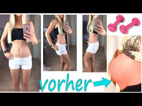 SCHNELL ABNEHMEN | TIPPS zur TRAUMFIGUR | GESUND BIKINIFIT IN 30 TAGEN - nach Schwangerschaft