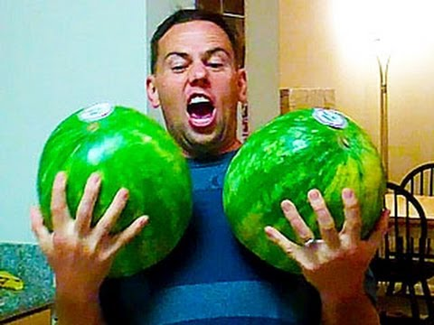 Huge Melonns 69