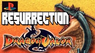 [PSX] Dragon Valor | Walkthrough | Chapter 5 | Resurrection | Anita & Gerome Gameplay