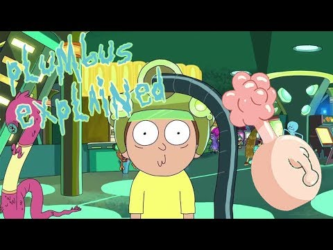 What a PLUMBUS really does in RICK AND MORTY | TV TECH