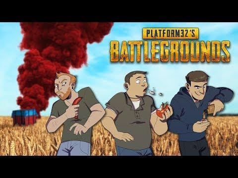 PlayerUnknown's Battlegrounds gameplay #88 - STEPHEN'S SAUSAGE FOOLS