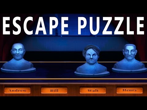 Escape Puzzle New Dawn Walkthrough (Chapter 1 2 3)