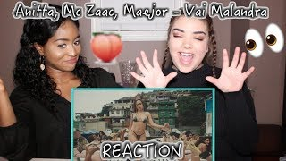 Baixar Anitta, Mc Zaac, Maejor ft. Tropkillaz & DJ Yuri Martins - Vai Malandra | REACTION