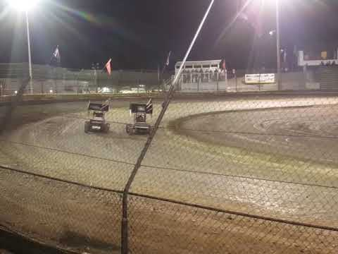 Lemoore Raceway Restricted Pole Shuffle Redo 10/28/17