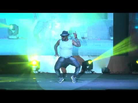 Anand Dance for Chiru Songs Medly