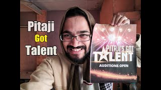BB Ki Vines- | Pitaji Got Talent |