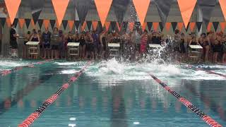 "Swimming and Diving ""Second Annual Hendrix Invitational Highlights"""