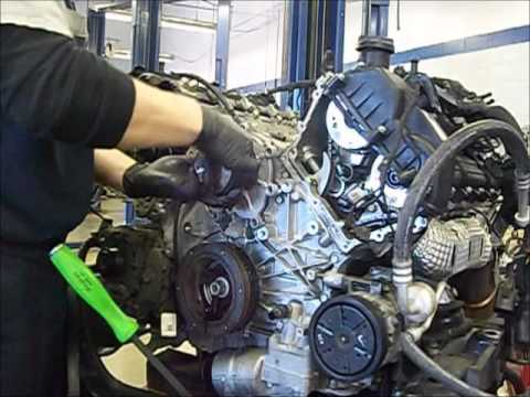 2013 Hyundai Veracruz Engine Diagram Hyundai 4 6 Timing Cover Removal Youtube