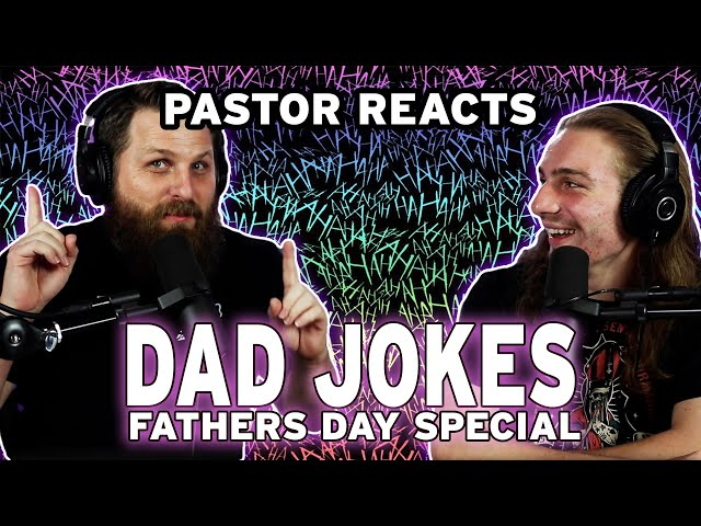 Dad Jokes with Rob and Gauge // Happy Fathers Day