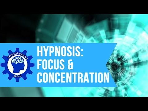 Hypnosis for Focus and Concentration