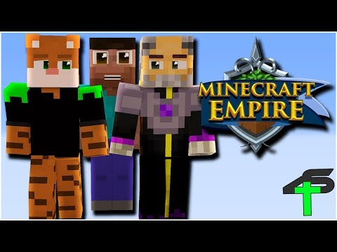 Die Stadt GAIAS | #4 | Minecraft Empire | Items4Sacred [GER]