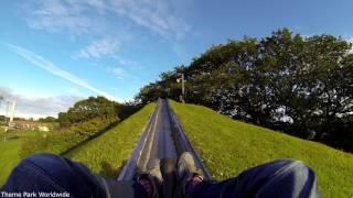 Bobsleigh HD On Ride POV Oakwood