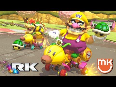 MARIO KART 8 DELUXE COMPETITIVO: RK vs Svy | MKU CLAN WAR | Nintendo Switch