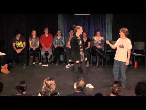 MHS Improv Club   02/10/16 Show