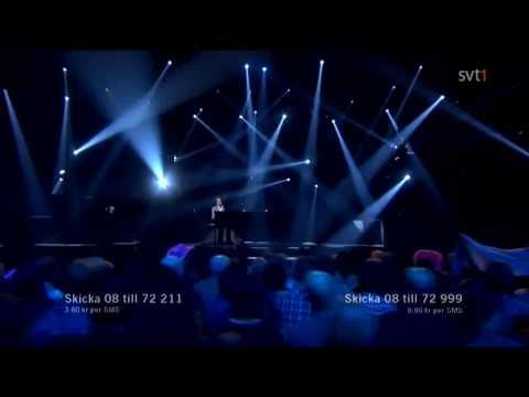 Salem Al Fakir - Keep On Walking Melodifestivalen 2010