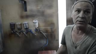 Профессиональная покраска ступеней от компании СлавДвор(, 2014-06-30T17:56:03.000Z)