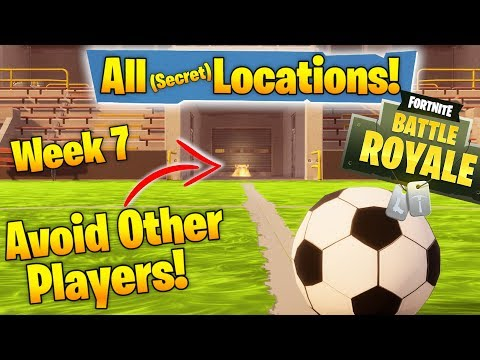 Score A Goal On Different Pitches - All Locations & Easy Completion