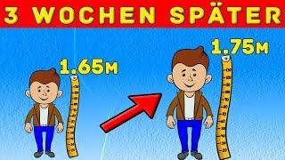 7 Tricks - um schnell größer zu werden!