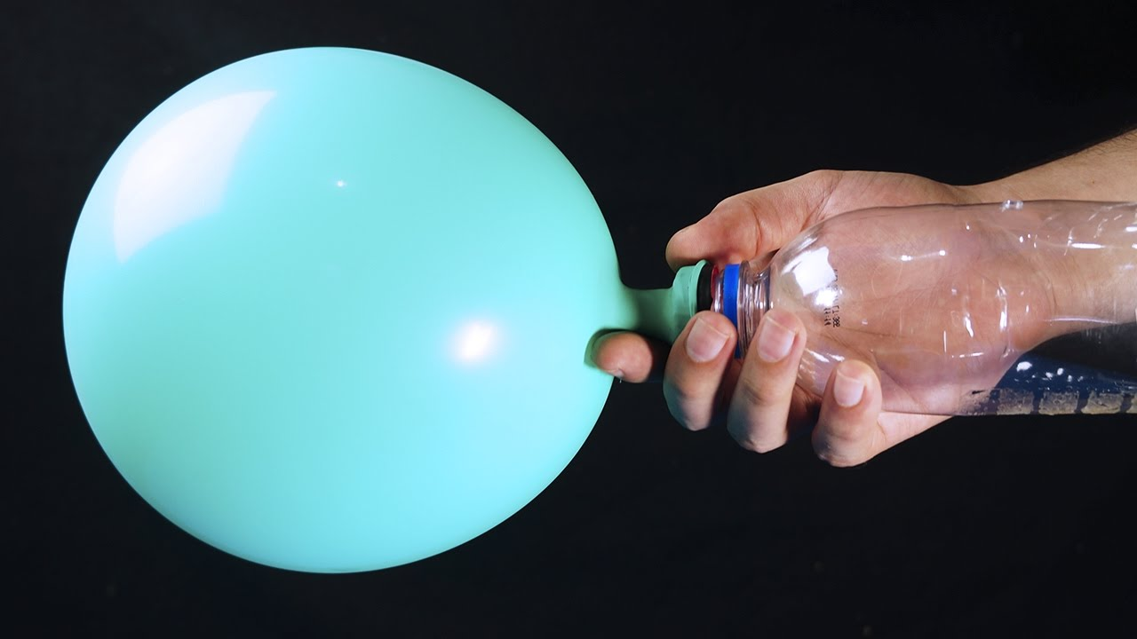 Bomba Caseira Para Encher Baloes Simples De Fazer Youtube