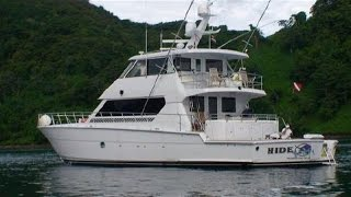 For Sale: 86 Hatteras 2003 هاترس يخت - USD 3,500,000