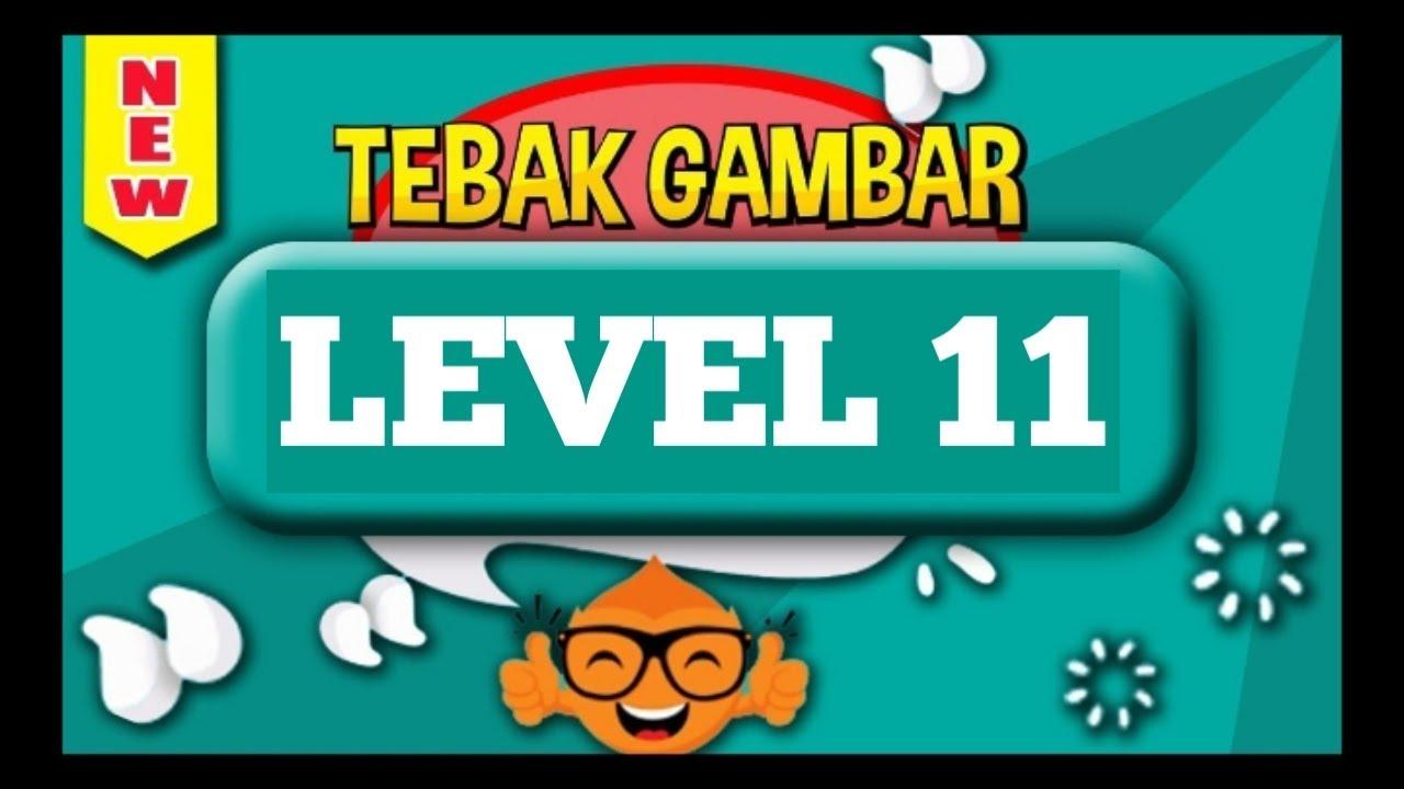 Jawaban Tebak Gambar Level 11 Sebelas Update Terbaru Youtube