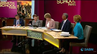"Lesson 02: ""Nehemiah"" - 3ABN Sabbath School Panel - Q4 2019"