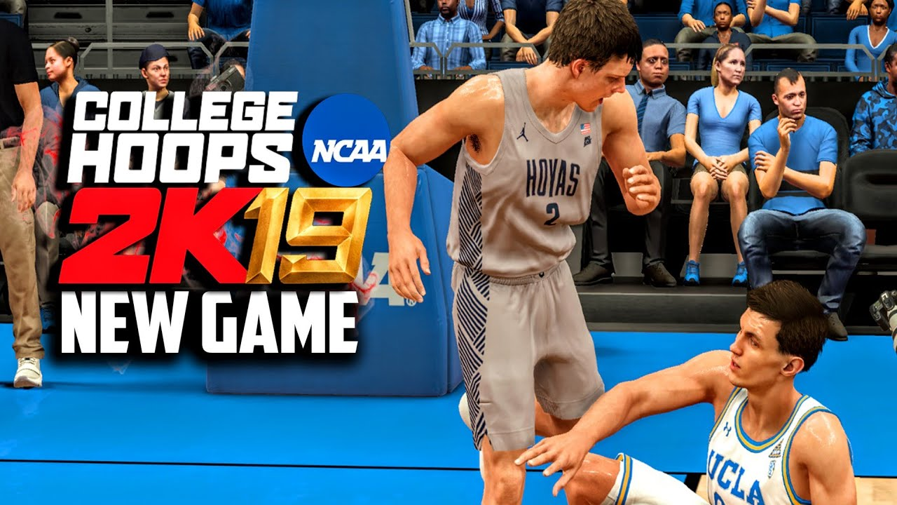 Ncaa Basketball Video Game 2019 Gameplay Preview Mac