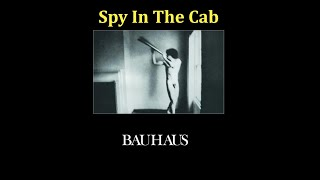 BAUHAUS - Spy In The Cab Live at The Old Grey Whistle Test 1982