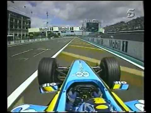 F1 2004 Alonso Onboard Magny Cours (France GP)