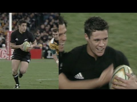 The Game When 21-year-old Dan Carter Emerged On The Scene For New Zealand
