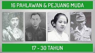 16 Pahlawan dan pejuang yang rela gugur di usia muda demi Kemerdekaan Indonesia